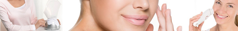 Уреди за почистване на лице, сауна и парна баня за лице, пилинг на лице в домашни условия.